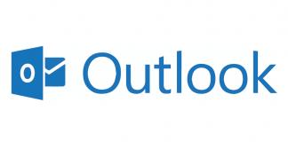 cấu hình Outlook cho Email