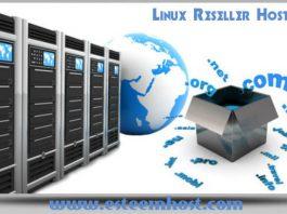 reseller hosting linux