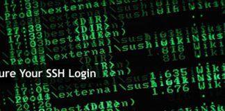 Đổi thông tin port SSH