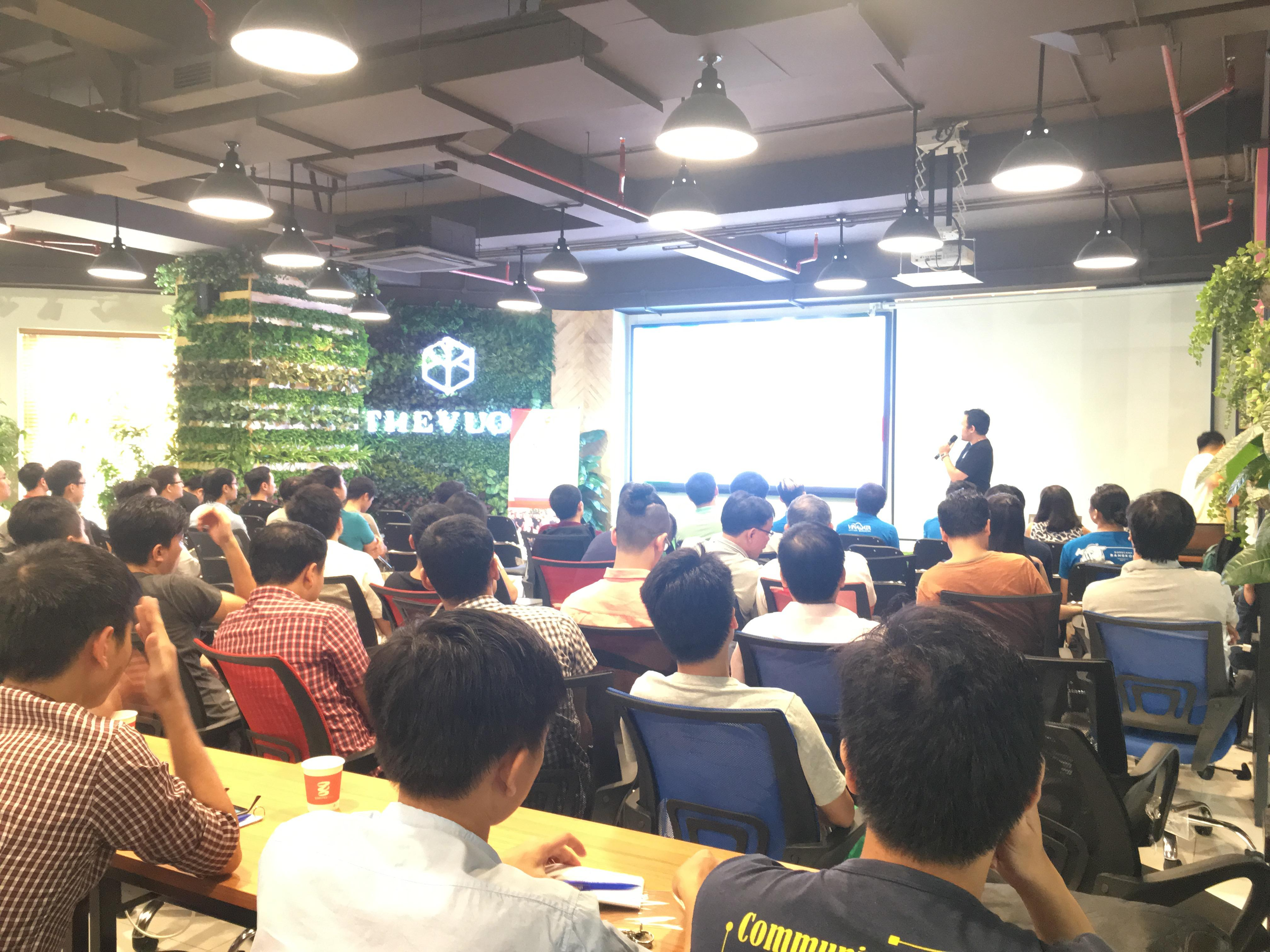 Cloud & Container Technical Meetup