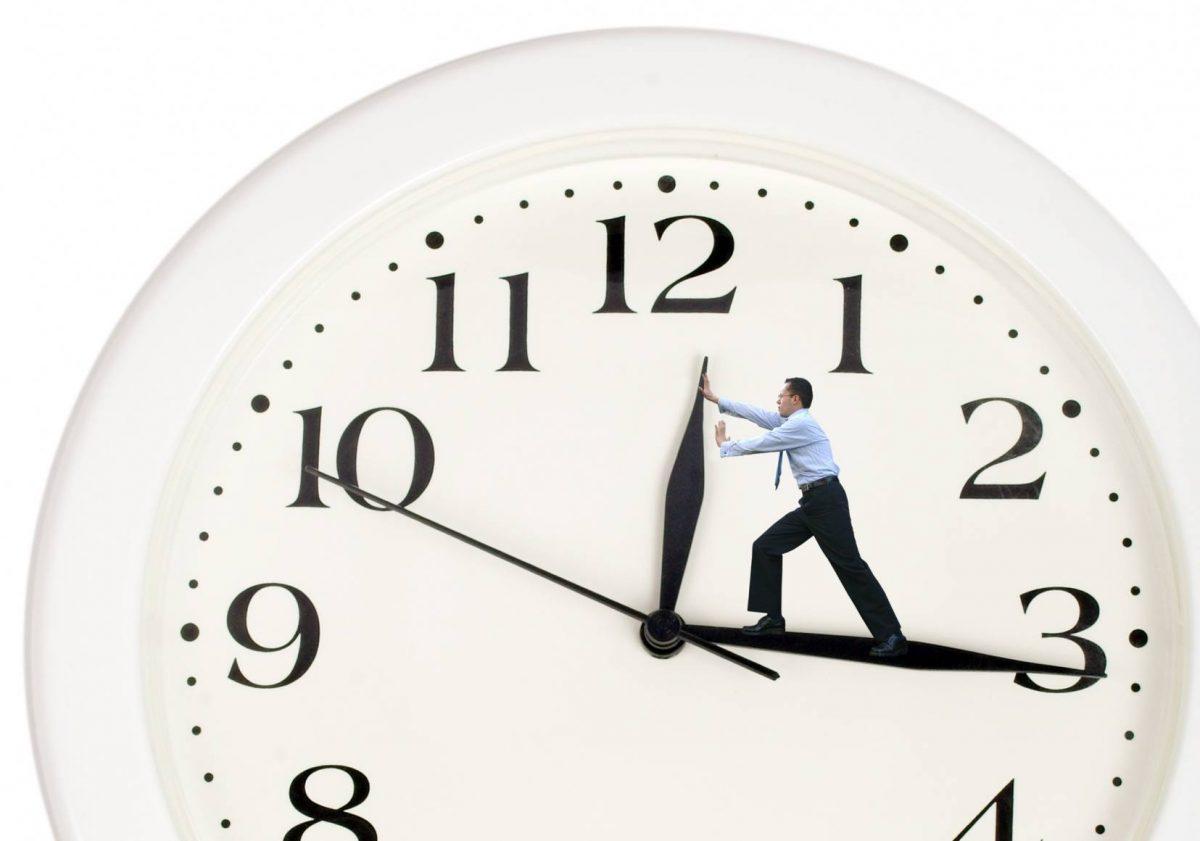 Lên kế hoạch về thời gian phất triển nội dung website