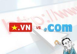 Nên đăng kí Tên miền Việt Nam hay Tên miền Quốc tế?
