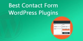 best contact form plugin for wordpress