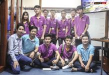 Sinh viên ngành Quản trị mạng và Bảo mật Quốc tế
