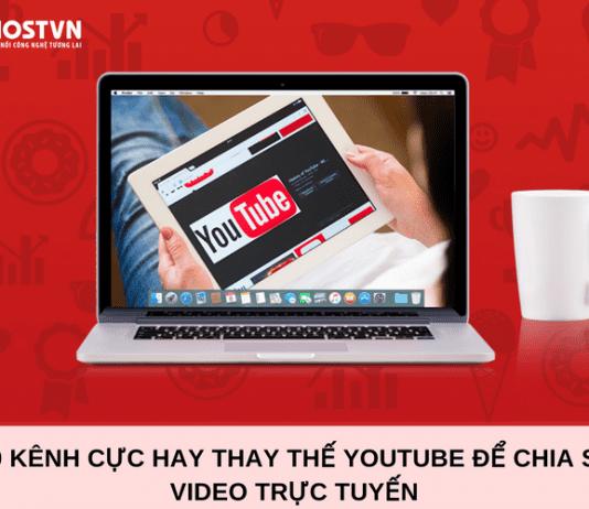 thay thế Youtube