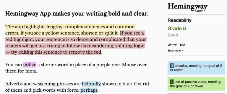 10 công cụ giúp bạn viết content như một chuyên gia thực thụ 9