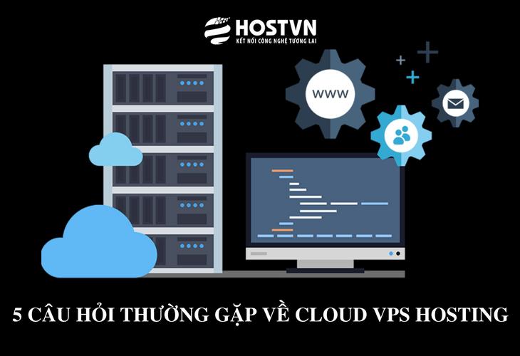 máy chủ ảo Cloud VPS