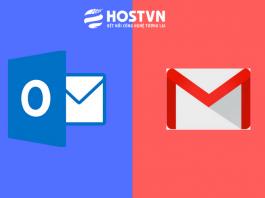 Gmail và Outlook