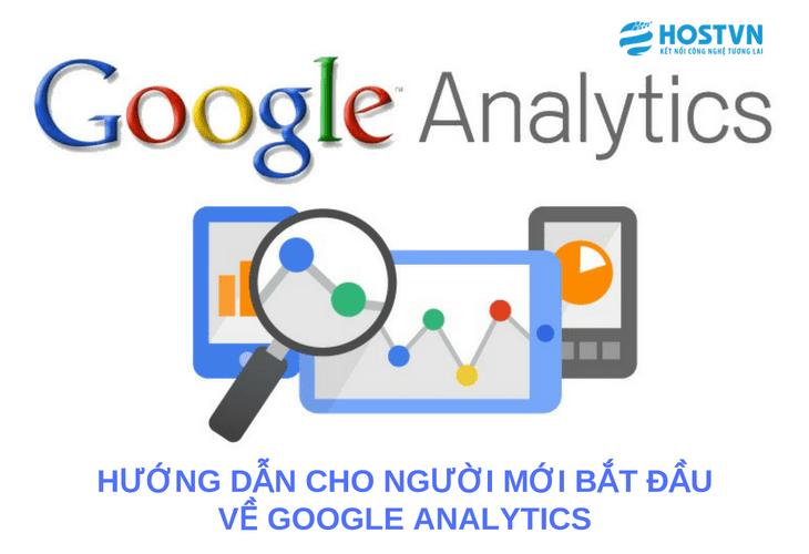 Hướng dẫn cho người mới bắt đầu về Google Analytics