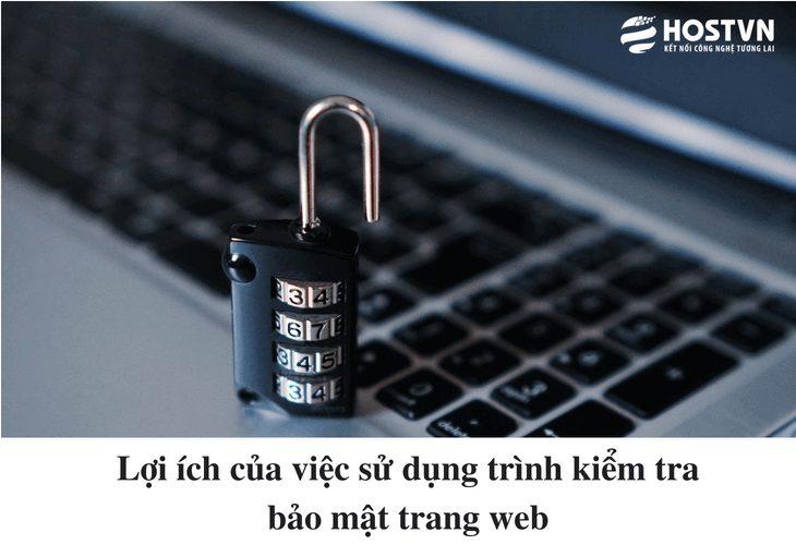 bảo mật trang web