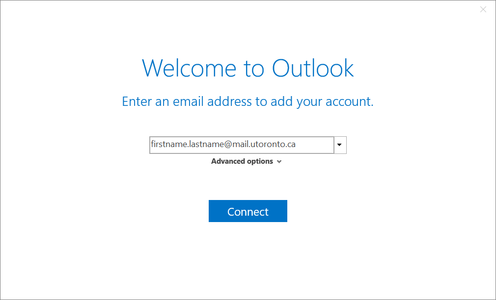 giao diện giữa Gmail và Outlook