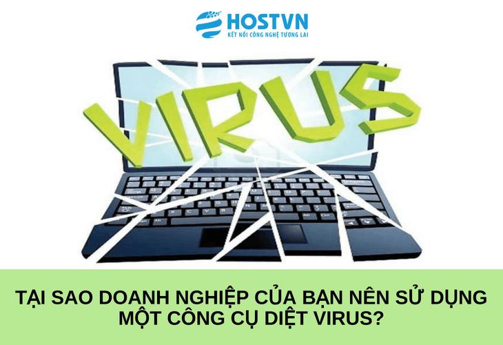 công cụ diệt virus