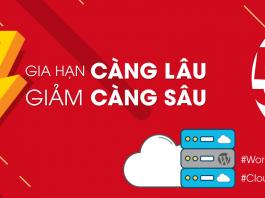 wordpress hosting -cloud vps ssd giam toi 50%
