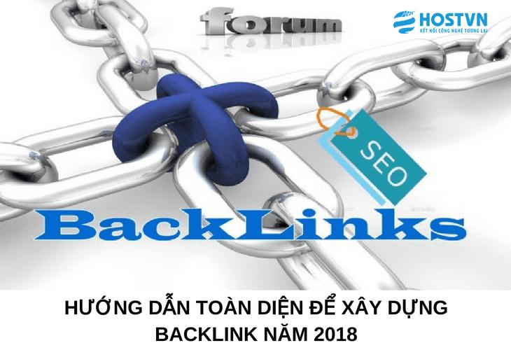 Hướng dẫn toàn diện để xây dựng Backlink năm 2018 1