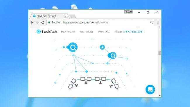 nhà cung cấp cdn StackPath
