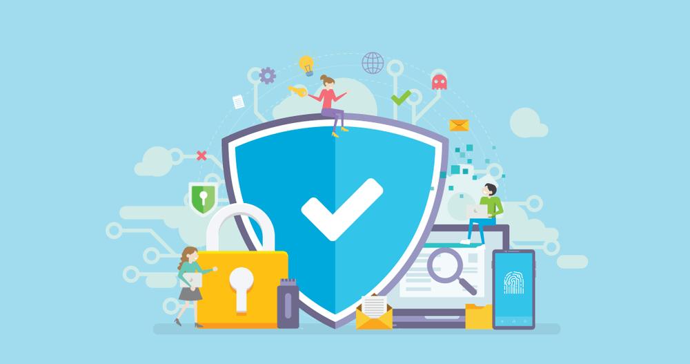 Gián đoạn Internet nhằm mục đích nâng cấp khóa bảo vệ