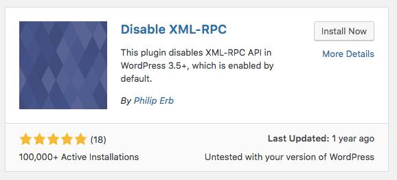 Xmlrpc là gì? Vì sao ta nên vô hiệu file xmlrpc trên WordPress 2