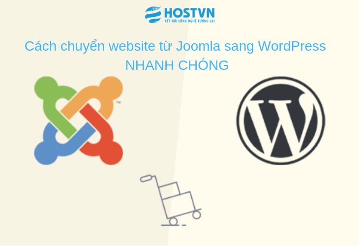 Cách chuyển website từ Joomla sang WordPress NHANH CHÓNG 1