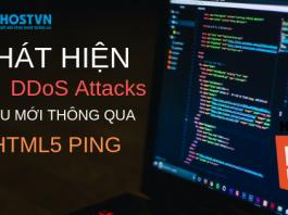 ddos attacks html5 ping