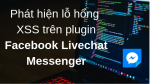 Facebook Livechat XSS Bug