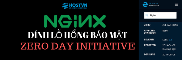Nginx Bug Zero Day Initiative