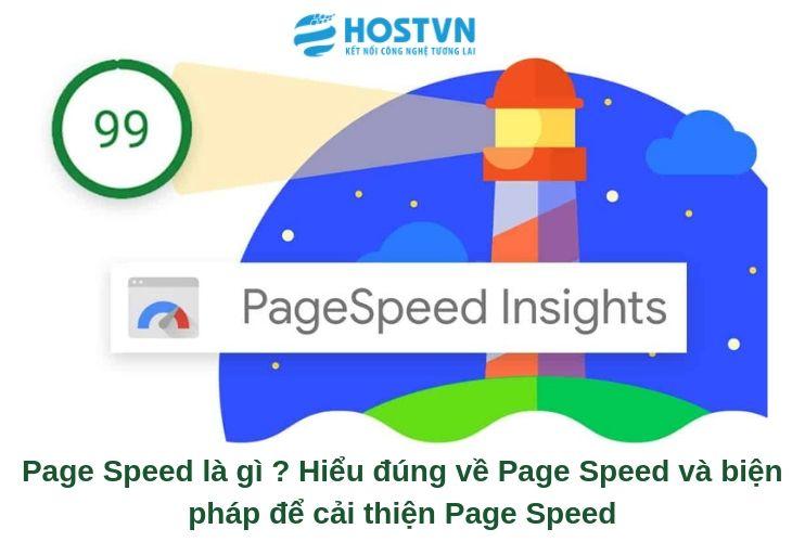 Page Speed là gì