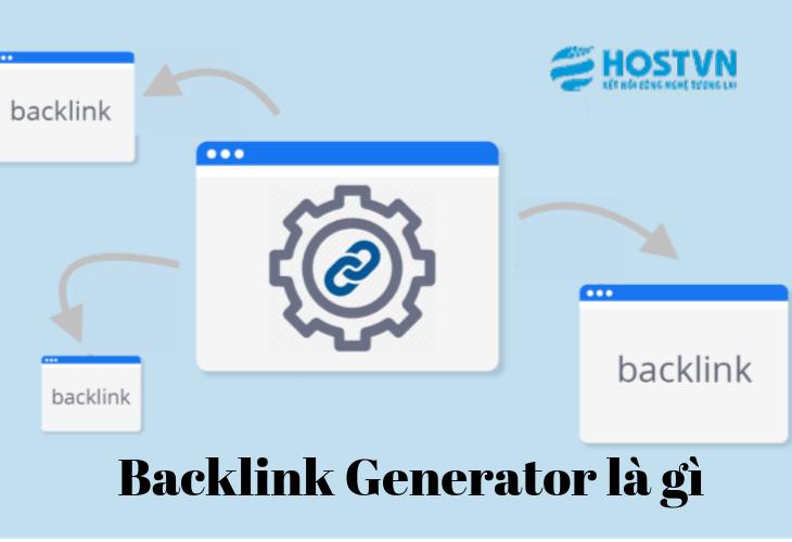 Backlink Generator