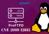 ProFTPD Powered FTP Servers