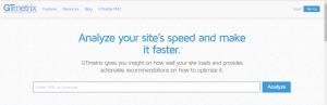 GTmetrix - kiểm tra tốc độ website