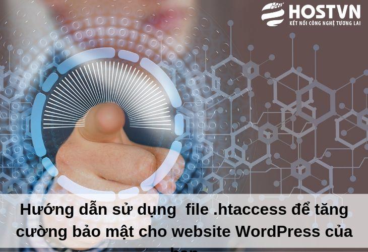 bảo mật wordpress với htaccess