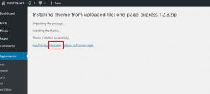 Screenshot_15 - cài đặt theme cho wordpress