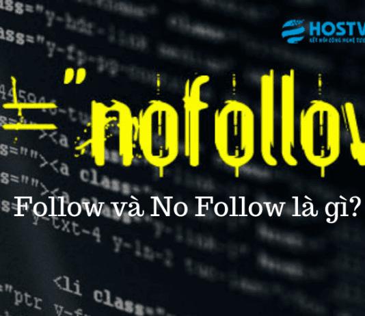 Follow và No Follow