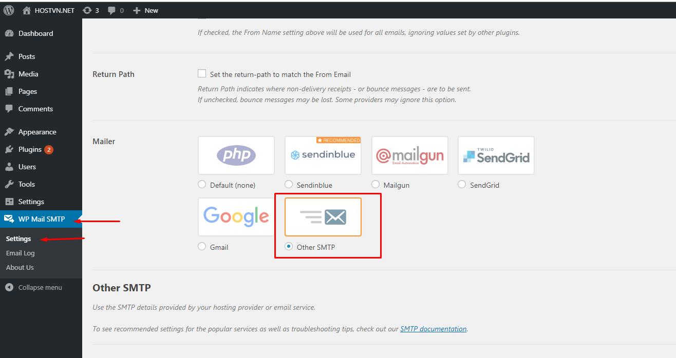 Screenshot_15 - SMTP Gmail cho wordpress