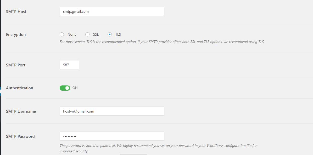 Screenshot_16 - SMTP Gmail cho wordpress