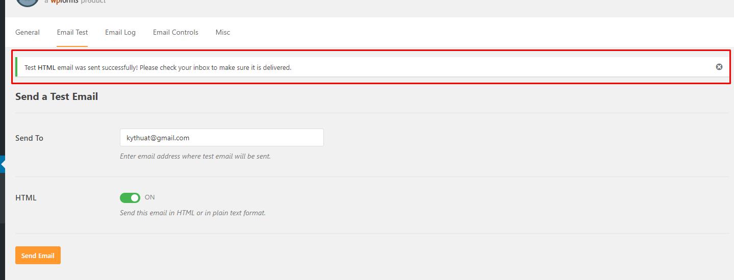 Screenshot_18 - SMTP Gmail cho wordpress