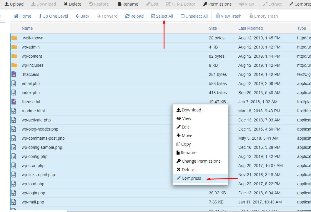 Screenshot_25 - clone mã nguồn wordpress