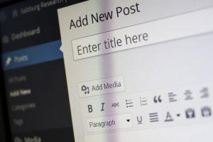nội dung tốt và thu hút cho website