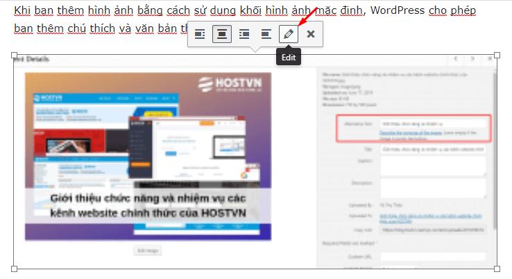 edit image