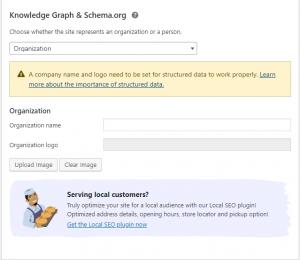 Knowledge Graph & Schema.org