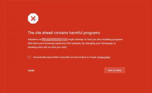 Harmwebsite