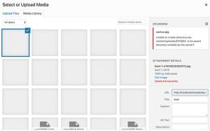 miss images - lỗi upload hình ảnh trên wordpress