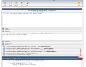 nginx.conf Customization - sửa lỗi Laravel 404