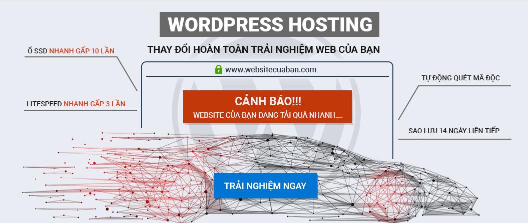 HOSTVN - WordPress hosting