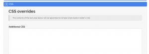 CSS overrides - nút chia sẻ trong bài viết