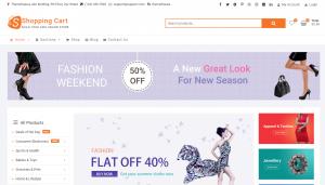 ShoppingCart - theme bán hàng wordpress