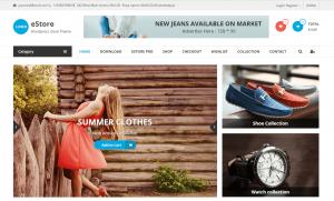 eStore - theme bán hàng wordpress