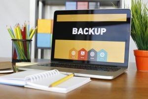 backup - bảo mật cho WordPress
