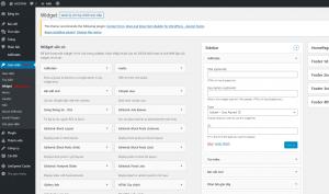 Advertise in WordPress