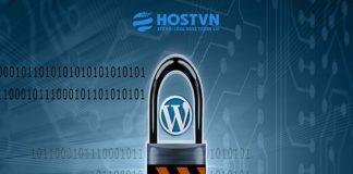 bảo mật cho wordpress
