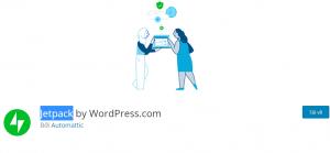 Jetpack - WordPress security plugin